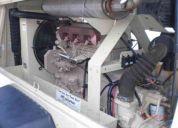 Compresor ingersoll rand 185 $.13.500 usd con 1.463 horas a?o 2005
