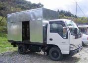 Vendo camion nhr 2007 con puesto de trabajo em importante empresa