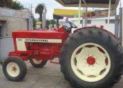 Vendo tractor internacional 644