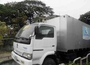 camion cronos 6 ton con furgon termico