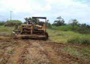 Tractor internacional td14