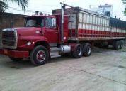 Vendo trailer ford 9000