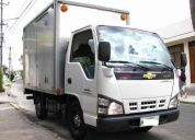 Alquilo camión chevrolet nhr 2.5 toneladas