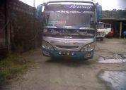 Vento autobus hino gd - 41 pasajeros, 700000km, a diesel, carroceria moncayo