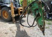 Se vende martillo hidraulico