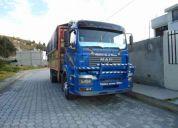 Vendo camion man
