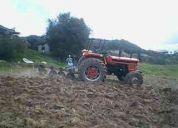 Tractor agricola kubota 5500 dt