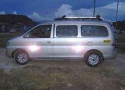 vendo furgoneta hyundai h1 2006
