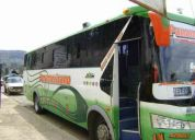 Bus hino gd 2011