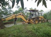 Se vende retroexcavadora caterpillar