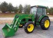 Tractores john deere 4110