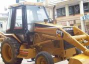 Vendo o cambio retroexcavadora caterpillar cat 428