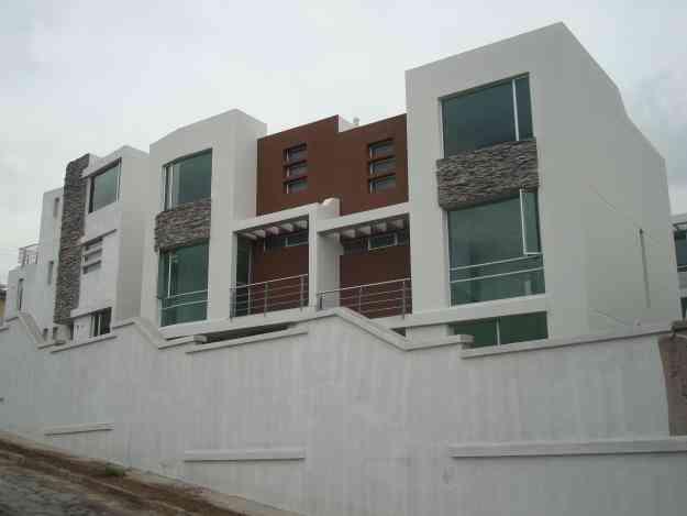 casas modernas en conjunto cerrado cumbaya quito cumbay