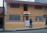 Inmobizar oportunidad vende casa rentera 2 plantas 300 m2, zona cÉntrica santo domingo – e