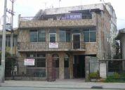 Vendo casa rentera con galpon y muy buenos acabados en cuenca sector huaynacapac precio:$7
