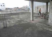 Alquilo terraza