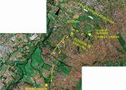 Cambio o vendo   terreno en pinsaqui 10000 m2/ cambio por casa en quito