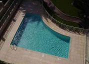 apartamento en chalet : 4/4 personas - piscina - cagnes sur mer  alpes maritimos  provenza-alpes-cos