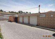 Vendo lindo terreno de 456 m2 con tres localesen san isidro del inca cerca av. eloy alfaro