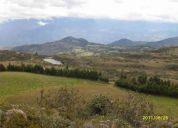 Bonita hacienda en el km 74 via cuenca-loja sector la paz