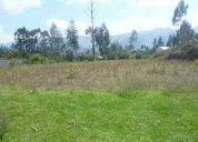 Hermoso terreno en pintag