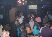 Vendo discoteca en quito con capacidad para 400 personas sector la mariscal