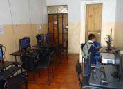 Vendo ciber cabinas con juegos electronicos