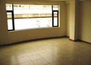 Venta de consultorio junto al hospital metropolitano quito 36 m2, sector mariana de jesús