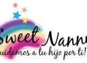 Guarderia nocturna- sweet nannys