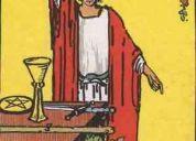 Lectura de tarot alquimico