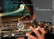 Musica actual pero en saxo... saxforyou.com