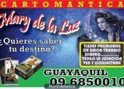 Mary de la luz – cartomantica – guayaquil
