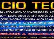 Servicio tecnico de computadoras