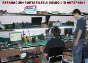 Reparacion portatiles laptops a domicilio en guayaquil