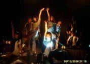 Convocamos a chicas, chicos para el mejor show de baile artistico  opening fashion dance