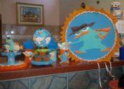 Fiestas infantiles con manualidades divertidas