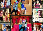Hora loca , animaciones , cuerpo de baile mafer dance show 086841017