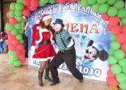 Show y fiestas navideÑas tia nena 093821010 decoraciones,animaciones,carretas