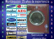 Asistencia especialilizados 099-458-213 en lavadoras secap quito