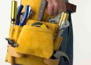 InstalaciÓn, mantenimiento y reparaciÓn, cerrajerÍa, plomerÍa, paneles solares, otros