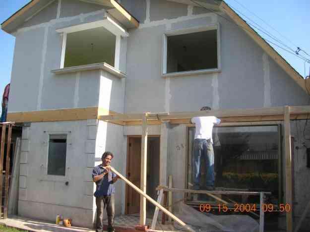 Reparacion de casas remodelacion de casas ampliacion de for Remodelacion de casas pequenas fotos
