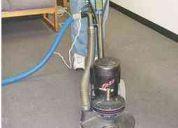 Lavado de alfombras y limpieza en general