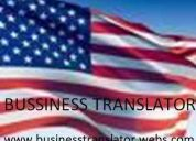 Servicio de traductores-translator services