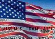 Servicio de traductores
