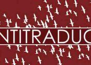 Agencia de traducciones intitraduc