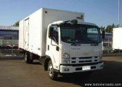 Servicio de mudanzas integrales y transporte de carga general