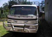 camion 5.5 ton  listo para fletes o mudanzas