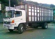 cia. transportes de carga y mudanza  charanchi melo& asociados