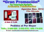 agendas ejecutivas y directorios 2012.