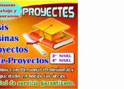 Proyectes (su mejor alternativa)